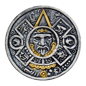 Aztec Tongue Piercing