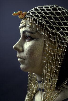 Egyptian Navel Piercing